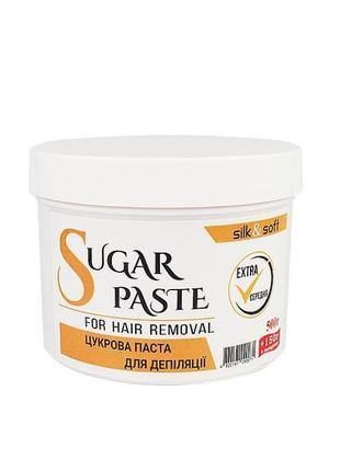 Сахарная паста экстра 500 г + 150 г, silk&soft