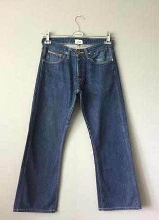 Мужские джинсы tommy hilfiger 30 размер.