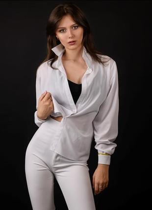 Белая рубашка от eva imperskaya