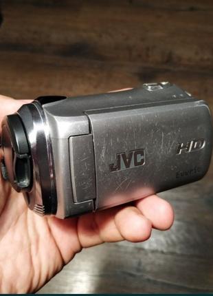 Видеокамера – купить видеокамеру цифровую jvc everio gz-hm300s
