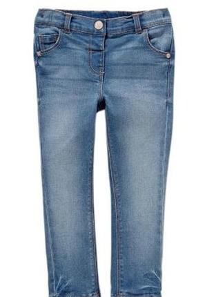 2-3 года, джинсы next.