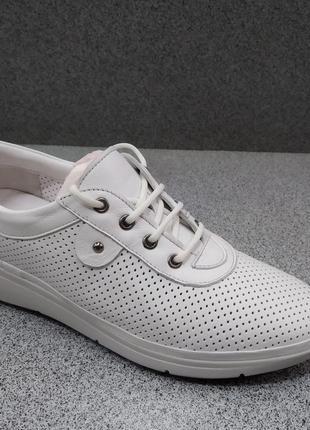 Туфли на шнурке