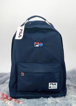 Рюкзак сумка портфель мужской женский fila