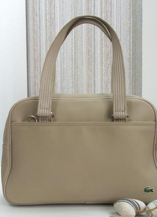 Крутая сумка lacoste, оригинал