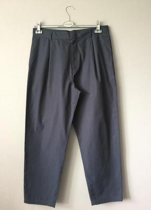 Мужские хлопковые брюки cos 34--50 размер.