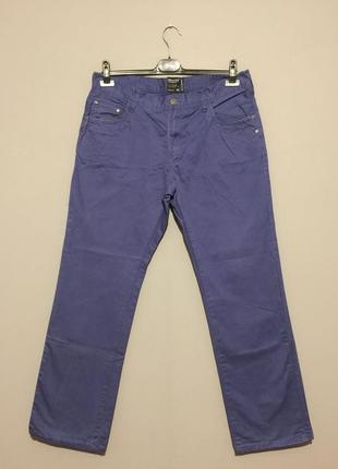 Мужские хлопковые брюки officers club 36--52 размер.