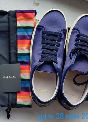 Сникерсы paul smith basso sneaker
