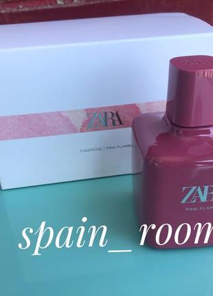 Духи zara pink flambé/парфюм/туалетная вода/парфуми/парфумована вода
