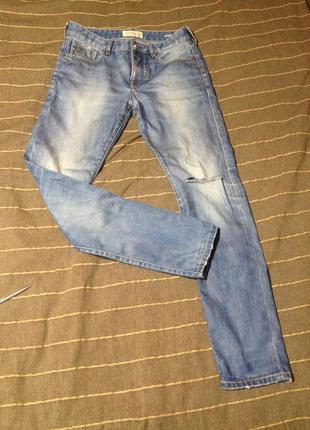 Бойфренди джинси унісекс 30/32 l