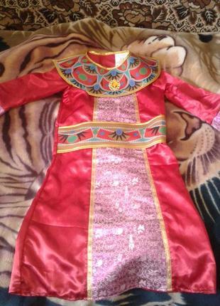 Детский костюм фараон