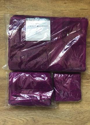 Комплект полотенец tommy hilfiger