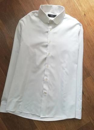 Next белая рубашка оверзайз, бойфренд, сорочка, блузка