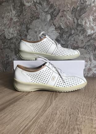 Remonte lofiers 39,5-40 р 26 см туфлі, кросівки/ туфли, кроссовки кожа