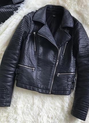 Косуха кожанка куртка