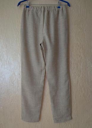 Летние штани, літні брюки vero moda, розмір 38 (46)