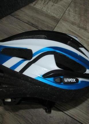 Велошлем uvex boss compact 53-58 cm