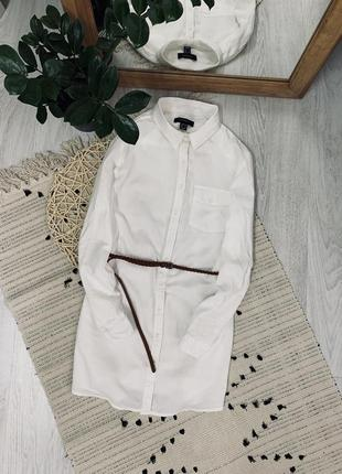 Котонова рубашка на ґудзиках від atmosphere🌿