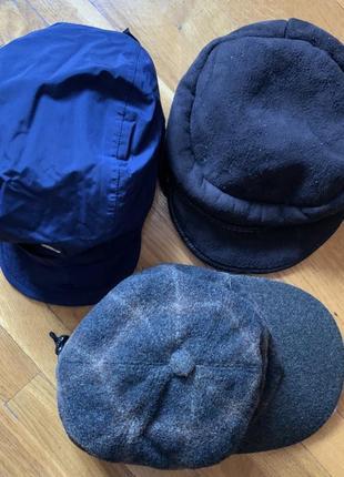 Шапка, кепка зимняя