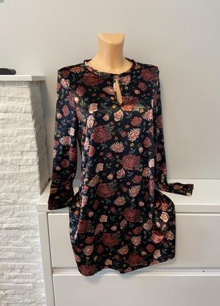 Плаття веллюрове