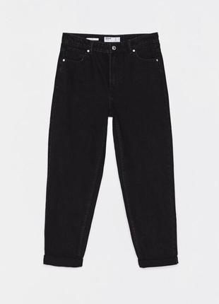 Bershka mom jeans джинси моми