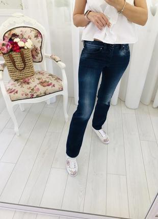 Итальянские синие джинсы diesel