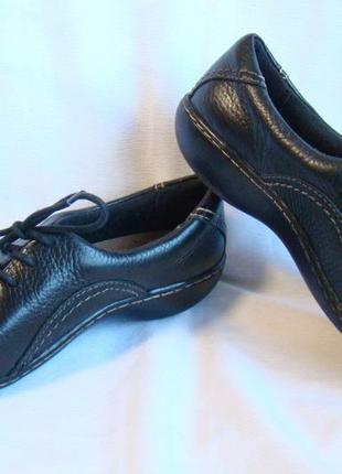 Туфли clarks (размер 34 (uk 3d))