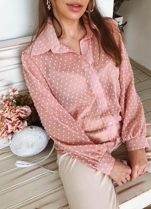 Нежные романтичные блузки