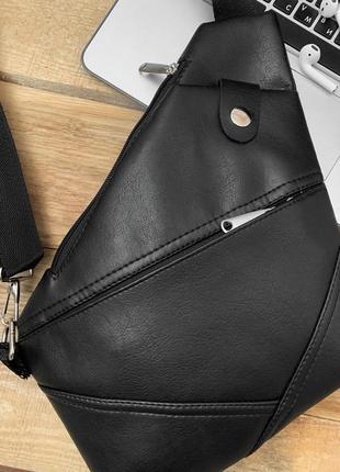 Новая стильная качественная сумка через плечо / кроссбоди / бананка / клатч