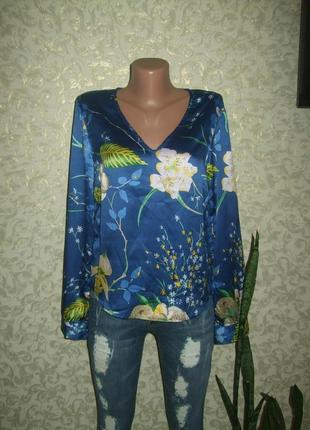 Красивенная блуза vila