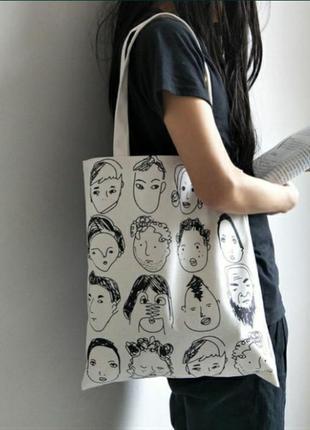 Эко сумка, шоппер