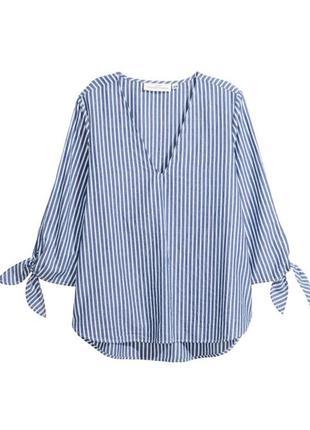 Шикарная блуза/ рубашка от h&m