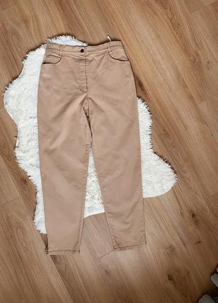 Мягкие джинсы мом polo