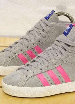Adidas basket profi 30,5 - 18,5 см кроссовки на девочку