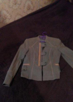 Продам пиджак милитари