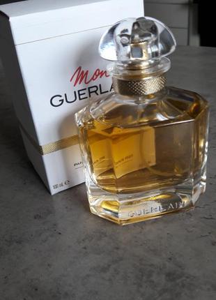 Шикарный парфюм,духи  guerlain mon.100ml.