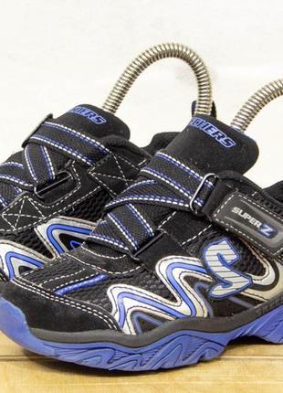 Skechers 28 - 18 см кроссовки на мальчика