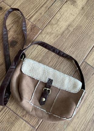 Классная сумка на плечо