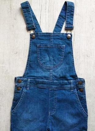 Крутой джинсовый комбинезон от tchibo (германия) размер 110/116