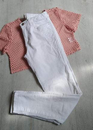 Штаны, брюки, джинсы, скинни, укороченные брюки