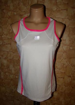 Спортивная майка(футболка) karrimor (р.12)