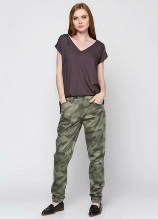 Шикарные легкие летние брюки franca 42