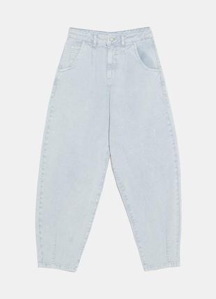 Zara джинсы slouchy4 фото