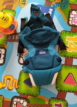 Ерго рюкзак-кенгуру chicco2 фото