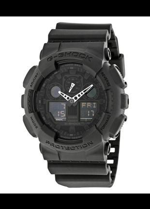 Мужские часы casio ga-100-1a1 (оригинал)