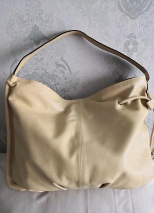 Vip!!! роскошная большая кожаная сумка cromia, италия оригинал👜👜👜🔥💥