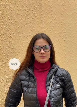Имиджевые очки с антибликом
