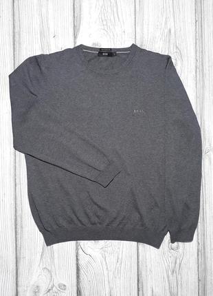 Кофта hugo boss свитер джемпер розмір l