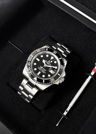 Элитные мужские наручные часы, механические с автоподзаводом