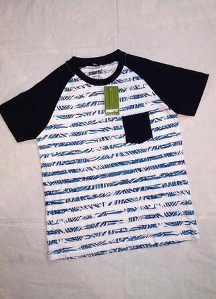 Футболка, футболочка на мальчика 134-140 см. pepperts