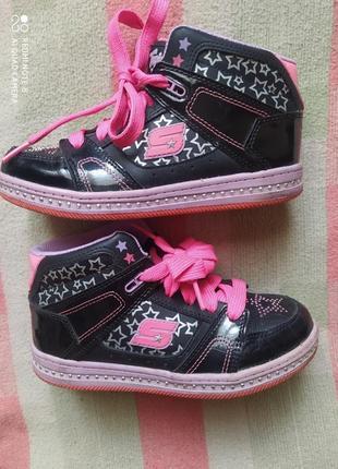 Крутые демисезонные ботинки